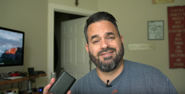 YOUTUBE INFLUENCER OF THE MONTH: LARRY DICKERSON
