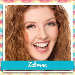 YOUTUBE INFLUENCER OF THE MONTH: ZABRENA